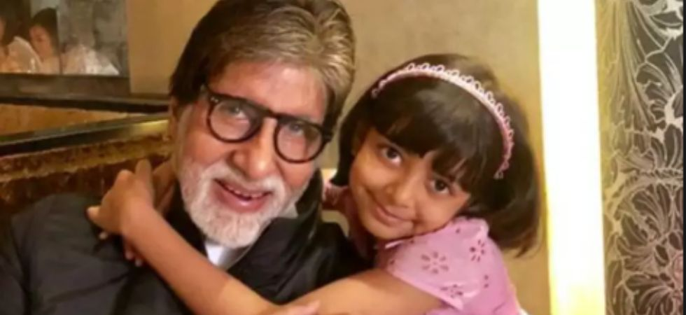 Amitabh Bachchan share cute ldetails about his bonding with Aaradhya