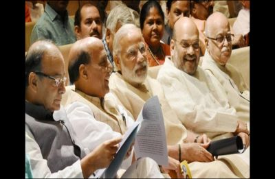 BJP to launch its manifesto today, 'sankalp patra' to focus on development, national security
