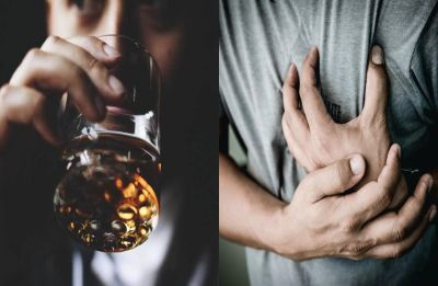 Just one drink a day may up stroke risk by 10-15 per cent: Study