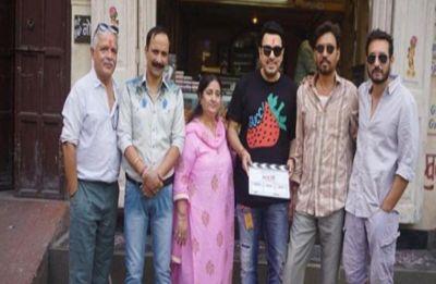 Everyone got emotional when Irrfan Khan gave his first shot: Dinesh Vijan