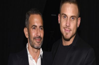 Marc Jacobs marries longtime boyfriend Charly Defrancesco in New York