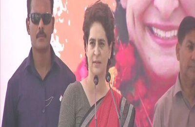 BJP leaders 'selective' in respecting martyrs, not patriots: Priyanka Gandhi