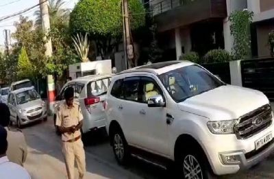 IT department raids residence of Madhya Pradesh CM Kamal Nath's OSD Praveen Kakkar