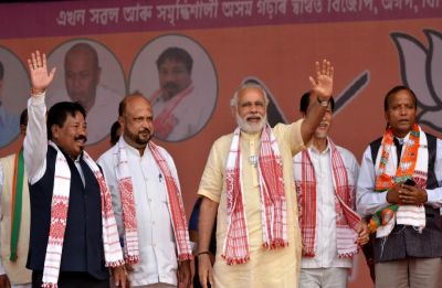 Assam Opinion Poll: Congress to give BJP-AGP-BPF combine a tough fight, AIUDF may lose seats