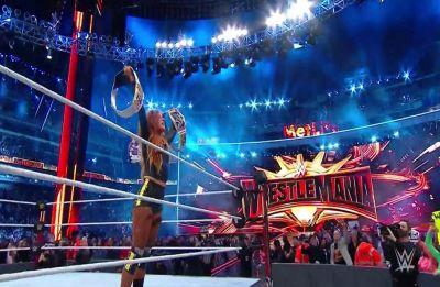 Wrestlemania 35: Becky Lynch steals the show, Kofi Kingston overcomes the odds