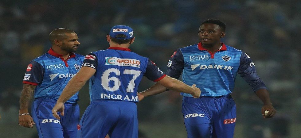 Kagiso Rabada's 4/21 included the wickets of AB de Villiers and Virat Kohli. (Image credit: Twitter)