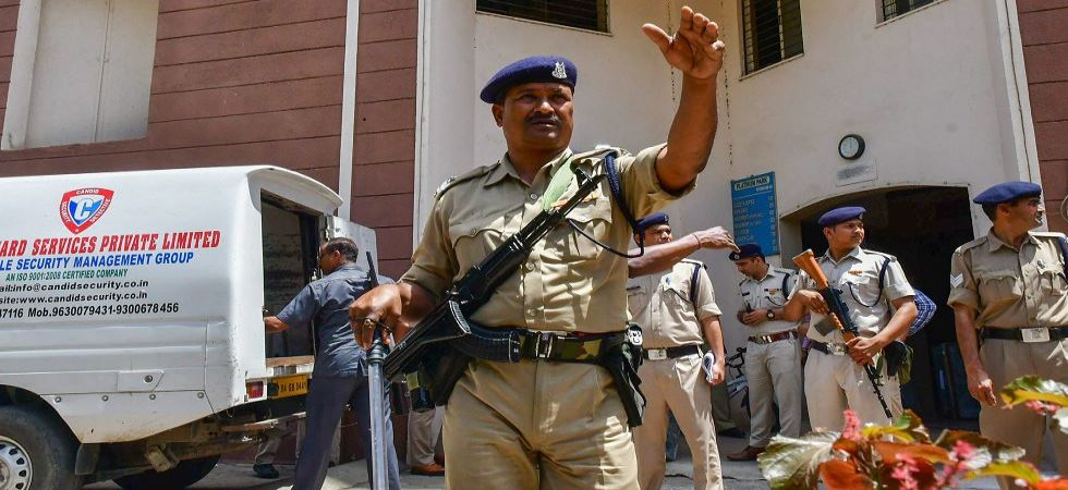 Income Tax Department conducted raids in Bhopal on Monday.