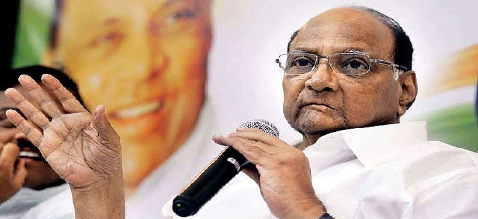 """However, Sharad Pawar also said that PM Modi and he enjoyed """"good relations"""". (File photo)"""