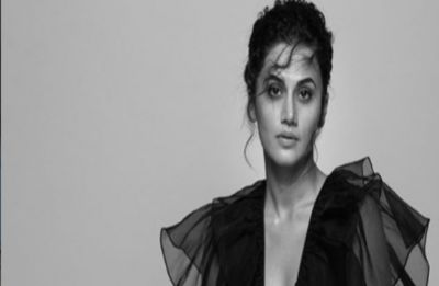 Taapsee Pannu: Everything is alien to me in 'Saand Ki Aankh'