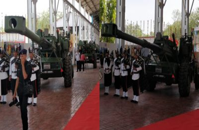 Finally, Indian Army inducts 'Dhanush' artillery guns, gets more fire power