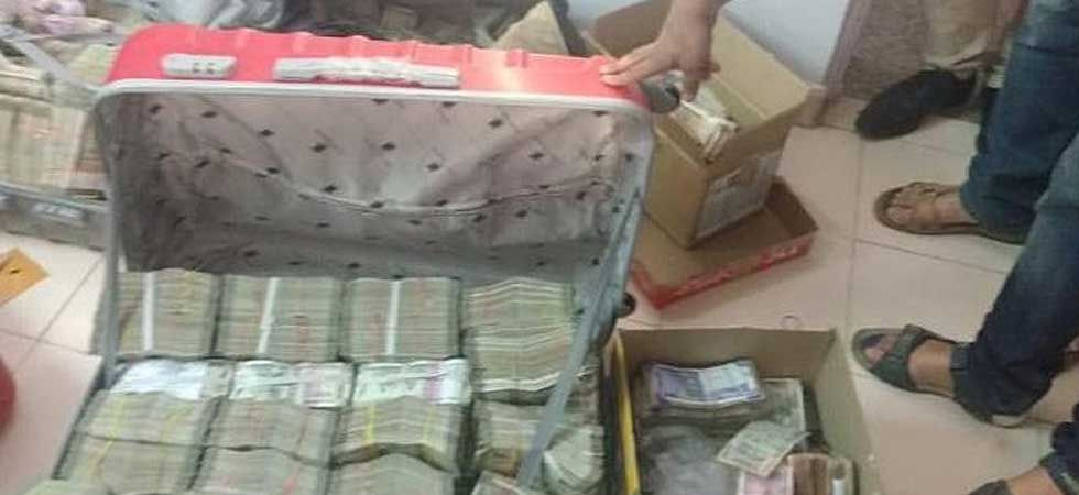 Income Tax Department had claimed to have recovered Rs 281 crore.