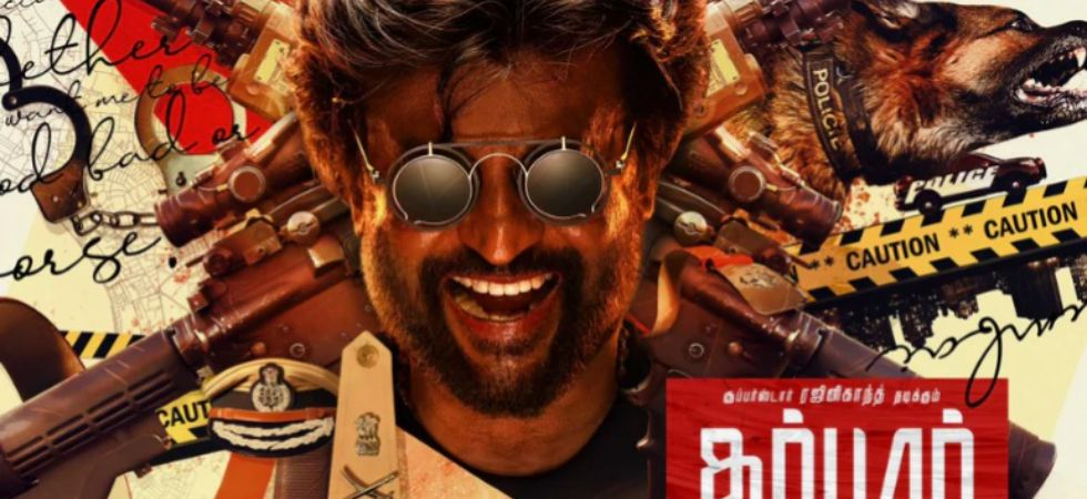 Rajinikanth upcoming movie is now titled Darbar, first look out!