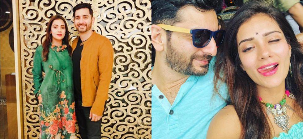 Siddhant Karnick and Megha Gupta./ Image: Instagram