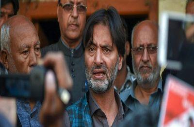 NIA arrests JKLF chief Yasin Malik in terror funding case