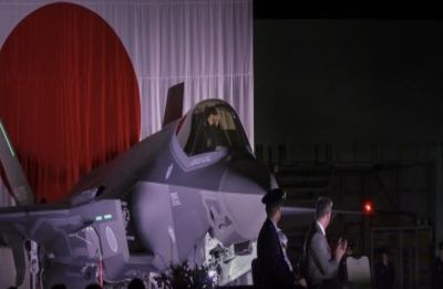 Japan F-35 stealth fighter jet crashes into Pacific, Lockheed Martin says standing by for help