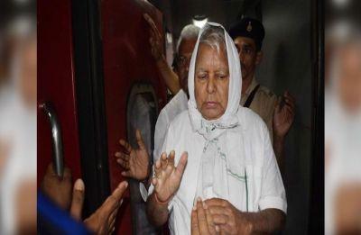 Supreme Court dismisses RJD president Lalu Prasad's bail plea in fodder scam cases