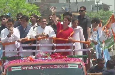 After mega road show with sister Priyanka, Rahul Gandhi files nomination from Amethi: Highlights