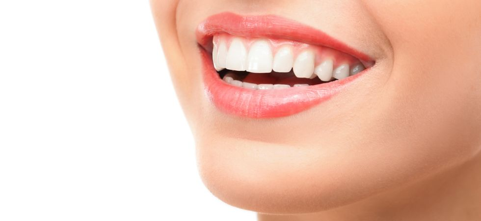 Whitening products may damage teeth.