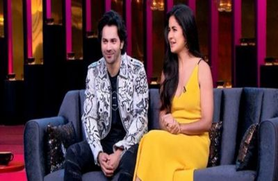 Varun Dhawan compared Katrina Kaif to a horse, here's why