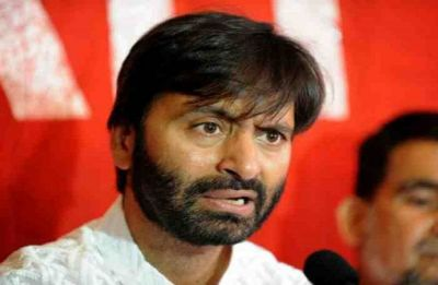 Yasin Malik shifted to Delhi's Tihar Jail ahead of NIA questioning today