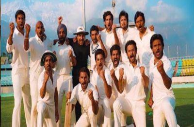 Meet the men in white, Ranveer Singh poses with team '83