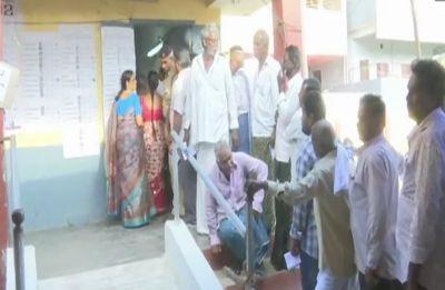 Elections turn violent in Andhra Pradesh, TDP leader C Bhaskar Reddy killed in Anantapur clashes