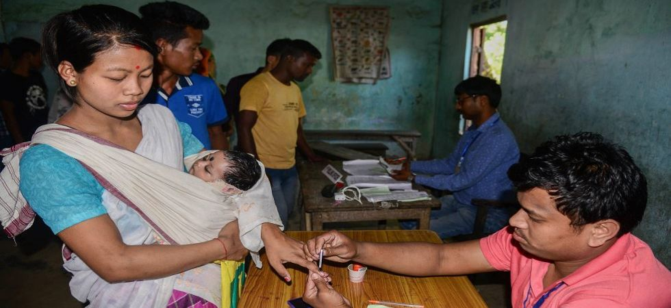 Lok Sabha Elections in Assam (Photo Source: PTI)