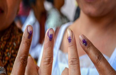 Over 24% polling till noon in Bihar, poll boycott reported in Jamui, Nawada