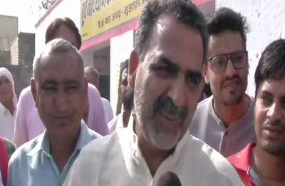 'Check women in burkhas,' demands BJP minister Balyan over 'proxy voting' allegations in Muzaffarnagar