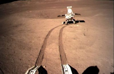 China's Yutu-2 rover travels over 170 metres on Moon, all you need to know
