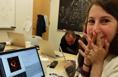 Katie Bouman: Meet the woman who gave us first ever image of black hole