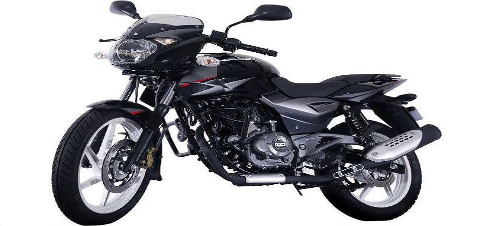 Bajaj Pulsar 180F has the 178cc, air-cooled, single cylinder engine mated to a five-speed transmission system (Photo: Twitter)