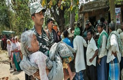 Over 38% polling in Telangana till 1 pm, Medak records highest turnout