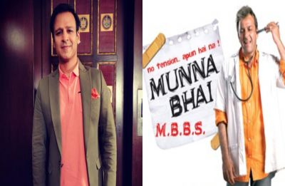 Vivek Oberoi was the first choice for Munna Bhai MBBS, here's why he rejected the role