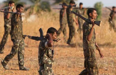 4 Maoists arrested at Bedre in Chhattisgarh's Bijapur, 3 country-made guns recovered