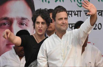 Rahul, Priyanka Gandhi to hold rallies in Gujarat next week