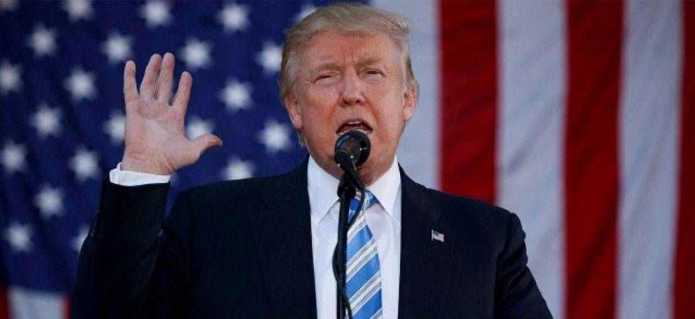 Donald Trump has said that Israeli Prime Minister Benjamin Netanyahu's election victory improved the chances of a forthcoming US peace plan