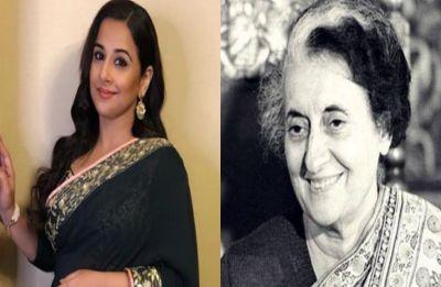 Vidya Balan has web series based on life of Indira Gandhi up her sleeve
