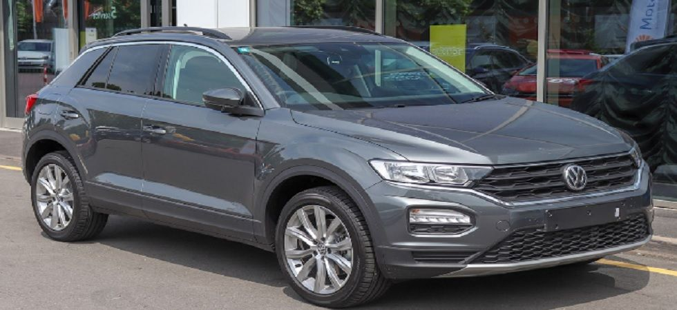 Volkswagen's compact SUV T-Roc may arrive in India this year (Wikipedia)