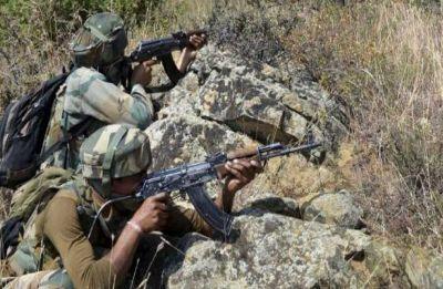 Pakistan violates ceasefire in Sawjian sector of J&K's Poonch, Indian Army retaliates