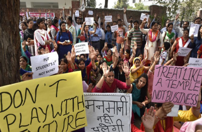 Delhi private school cuts off electricity supply after parents refused to pay increased fees