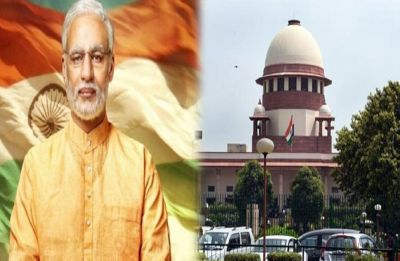 Supreme Court to hear producer's plea on Monday against EC ban on PM Modi's biopic
