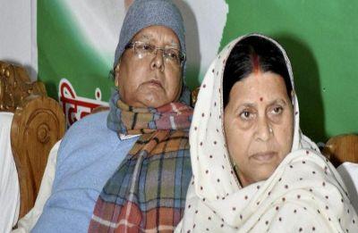Prashant Kishor met Lalu 5 times with RJD-JDU reunion proposal, I asked him to go away: Rabri Devi