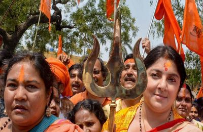 West Bengal braces for Ram Navami rallies by BJP, Trinamool Congress