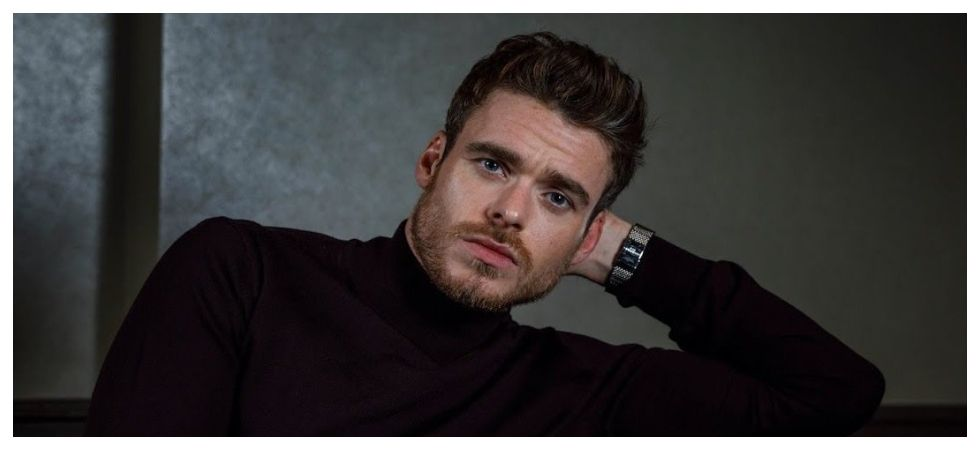 Richard Madden says men are also pressured into losing weight (Photo: Twitter)