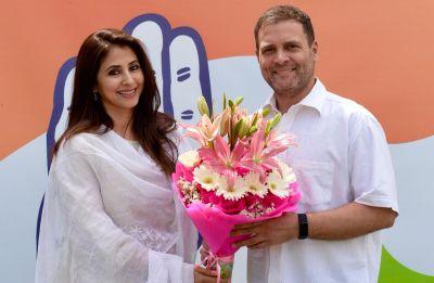 Lok Sabha Polls 2019: Not approaching politics as star, says Urmila Matondkar