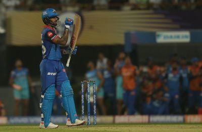 IPL 2019: Sourav Ganguly terms Shikhar Dhawan 'best opening batsman in world'