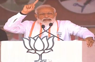 Lok Sabha Polls 2019: Opposition 'unhappy' with me over India's rapid global strides, says PM Modi in Tamil Nadu Theni