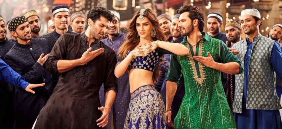 Kalank's fourth song 'Aira Gaira'  starring Kriti Sanon, Varun and Aditya out!