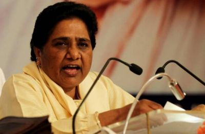 'Both Ali and Bajrangbali are with us': Mayawati takes dig at Yogi Adityanath